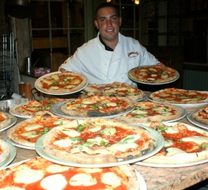 Pizza consulting with international pizza champions