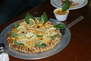 Pizza school New York Sea Food Pizza